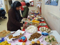 Merton Home Tutoring Service International Afternoon Tea Event