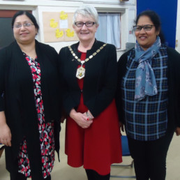 Merton Home Tutoring Service The Team Mayor Trustee and Learner